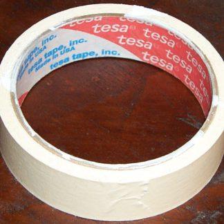 מסקנטייפ 2 צול עשוי מנייר לצבעמנייר