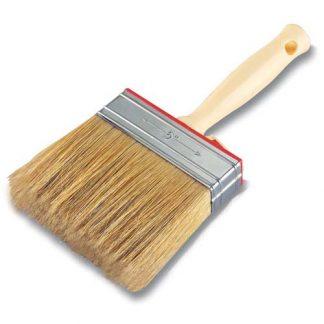 מברשת בומבה שיער טבעי של חברת פאר היאמברשת מקצועית בעלת שיער טבעי