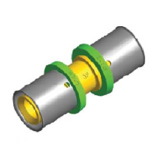 מחבר דו כיווני sp לחיצה תפקידו לקשר בין צינור sp לצינור sp בחיבור אחד בלי מעברים מיותרים.