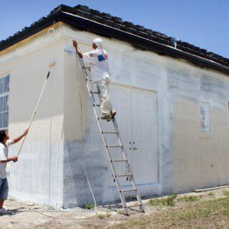 צבעים לקירות חוץ